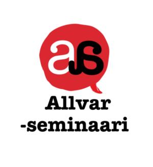 Allvar-seminaarin logo